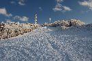 Pohľad na vrchol Lysej