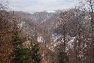 Dolina potoka Tokáreň, sedlo Lysina, Veľká Javorina