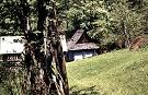 Drevenica Štefana Blaščáka v osade Baranie