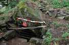 Jaskyňa Zbojnícka diera  - počas čistiacich prác jaskyniarov