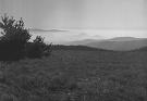 Pohľad z vrchu Čergov na Stráže