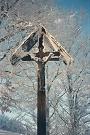 Starý kríž pri Oltárkameni