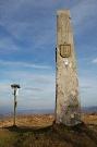 Pylón na vrchole Minčola