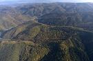 Dolina Ľutinky, Olejníkov, Majdan. Vzadu hlavný hrebeň.