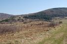 V popredí vrch Hrabienka, vzadu vľavo Ostrý horb a vpravo Vysoká hora