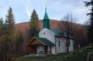 Kaplnka Zosnutia (Uspenija) Presvätej Bohorodičky (Hlavná, odpustová)