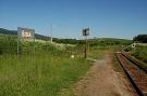 Železničná zastávka Šiba