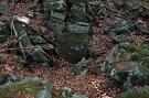 Zasypaný vchod Fričkovskej jaskyne