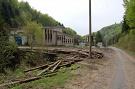 Stanica lanovky na Lysú