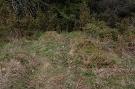 Hroby na zaniknutom cintoríne v obci Ambrušovce