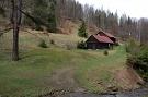 Miesto bývalej usadlosti Jána a Štefana Starinského