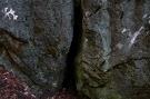 Puklinová jaskyňa pri Pekle