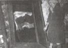 Vstup do maštale z prikletu v dome Juraja Blaščaka