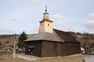 Drevený kostolík sv. Lukáša