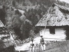 Usadlosť Andreja Blaščáka v osade Baranie