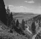 Pohľad od Sokolej skaly