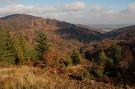 Bukový vrch a dolina potoka Pastovník