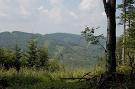 Pohľad z Bukového vrchu
