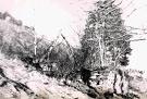Zaniknutý dom v horskej osade Ambrušovce