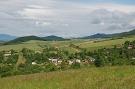 Pohľad na obec Drienica