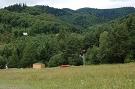 Pohľad z lyžiarskeho svahu Drienica